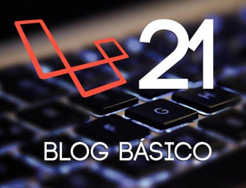 21- Listando & Detallando – Posts | Crear un blog con Laravel 5.1