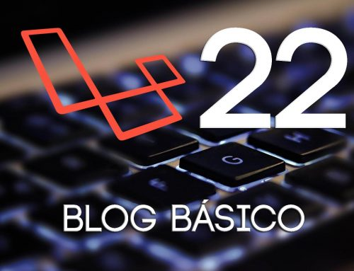 22- Creando & Eliminando – Comentarios | Crear un blog con Laravel 5.1